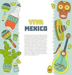nm marijuana card template mexican elements royalty free vector image vectorstock