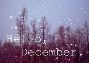 In December Hello December Quotes Quotesgram