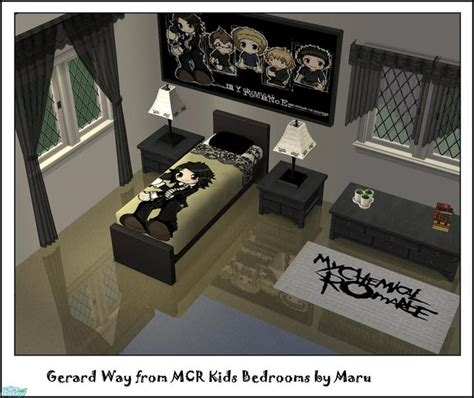 my chemical romance bedroom bury me deep inside your heart s my chemical romance kids