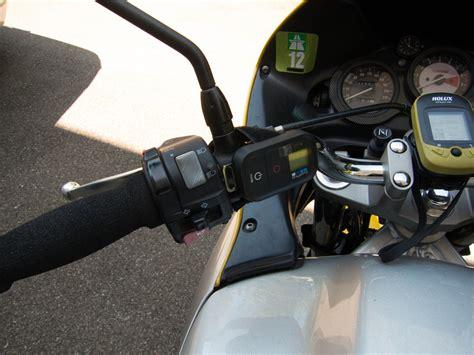 Gopro Motorrad by Gopro Wi Fi Am Motorrad Blindschleiche Ch