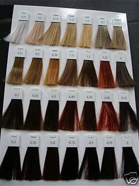 inoa color chart askmewhatssalon reportinoa hair color reginesalon aveda