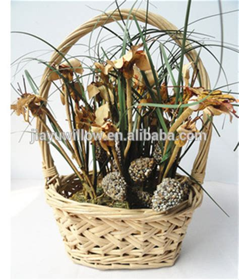 decorative indoor hanging baskets wicker baskets for plants decorative indoor flower hanging