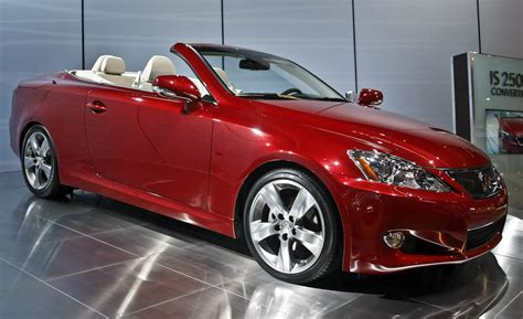 lexus is350 convertible 2009 lexus is convertible is250c is350c