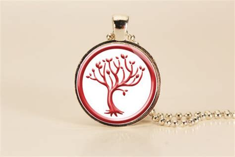 Amity The Peaceful Faction Necklace Kalung Divergent divergent amity faction charm necklace divergent