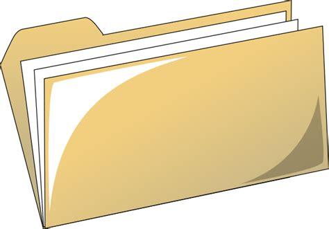 File Folder Clip Art at Clker.com   vector clip art online