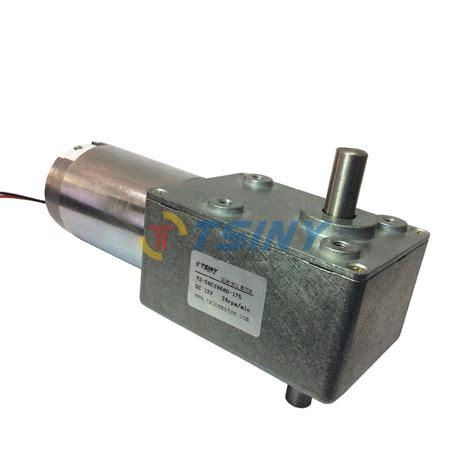 Motor Dc 12 Volt dc 12 volt worm gear reducer motor 12v 28rpm high torque