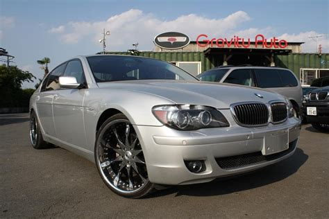 2008 bmw 750li 2008 bmw 750li buy used car japanese used car second