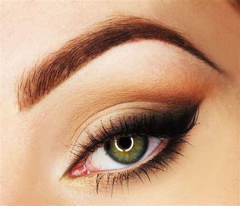 Makeup Brown subtle smokey brown eye makeup b e a u t y