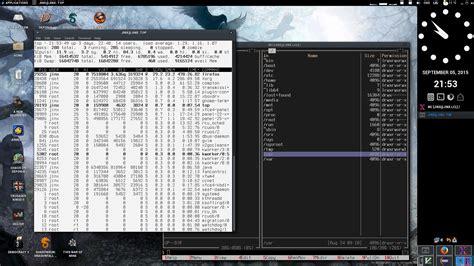 gnome commander themes 0x20 tag xfce