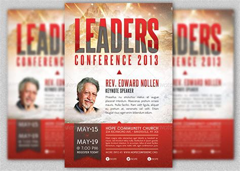 related keywords suggestions for leadership conference flyer