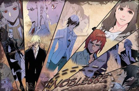 wallpaper anime nempel di kaca noblesse wallpapers wallpaper cave