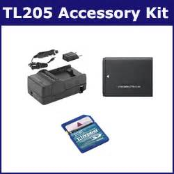 samsung tl205 battery and charger tl205 digital camera