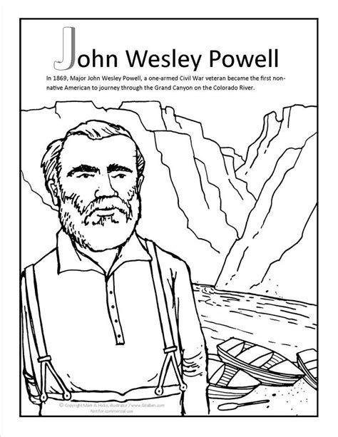 john henry coloring pages az coloring pages