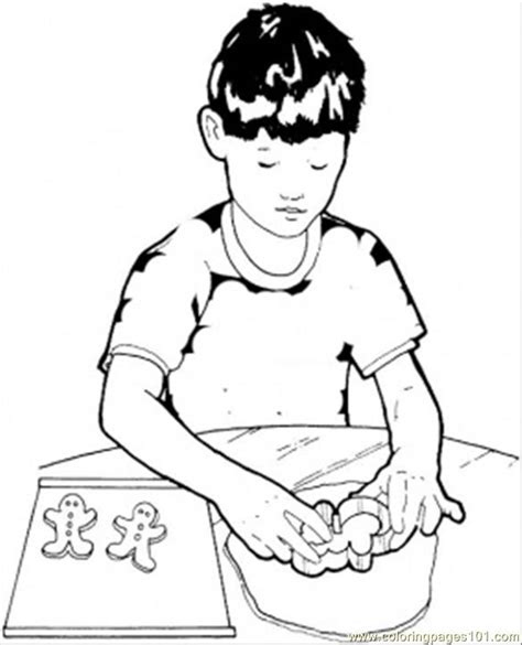 baking coloring printable coloring pages
