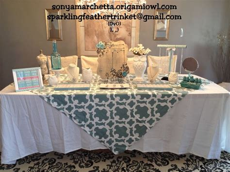 Origami Owl Jewelry Bar Display - my origami owl jewelry bar display table in nj