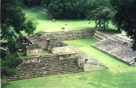 imagenes mayas en honduras ruinas mayas copan trayectorio