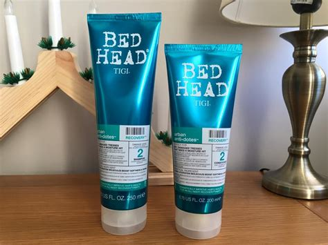 bed head recovery tigi bed head recovery shoo and conditioner