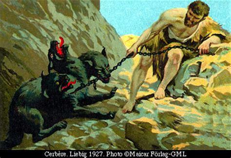 The Capture Of Cerberus Hercules Flickr Photo