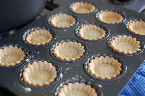 homemade mini tart shells how to make tartlet shells