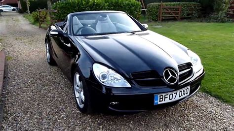 all car manuals free 2007 mercedes benz slk class electronic toll collection video review of 2007 mercedes slk 280 convertible for sale sdsc specialist cars cambridge youtube
