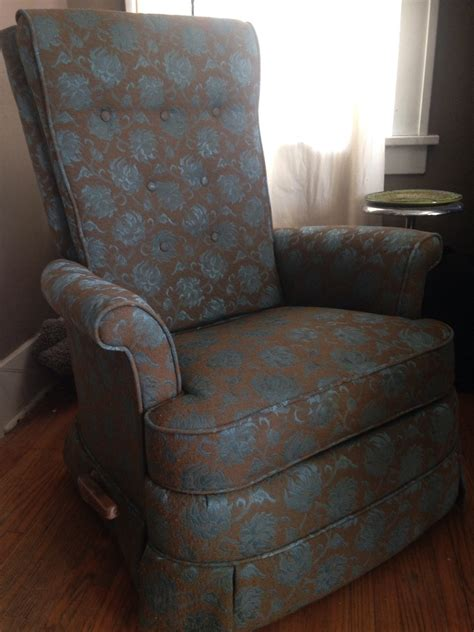 Vintage Lazy Boy Recliner by Vintage Lazy Boy Recliner Collectors Weekly