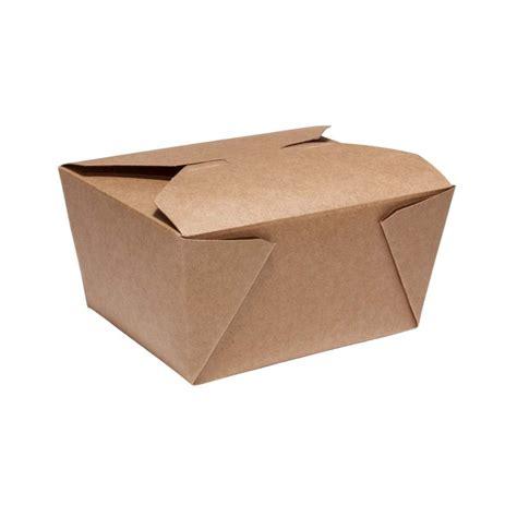 Take Away Box Bag From Os by Takeaway Box Brown 1 Packaging Environmental