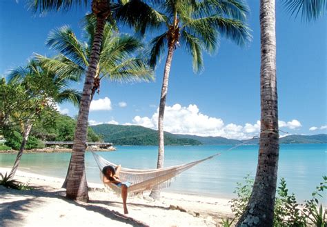 Island Hammock Sunlover Holidays Queensland Has An Island To Suit Everyone