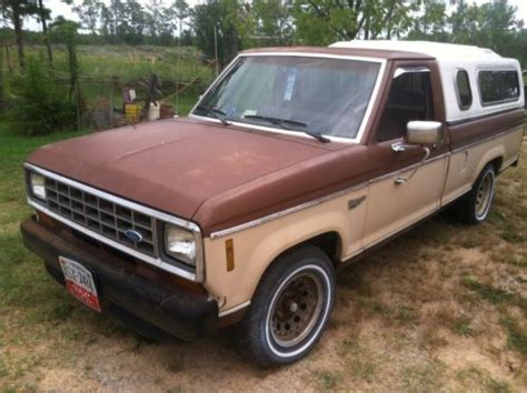 1986 Ford Ranger by Find Used 1986 Ford Ranger Diesel In Lawrenceville