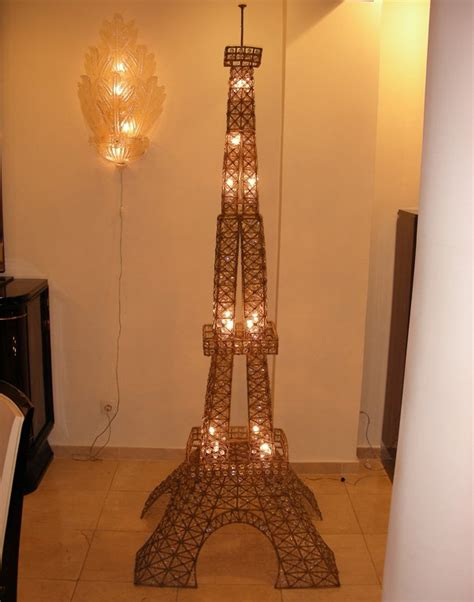 crystal tower floor l 1950s eiffel tower floor l in and crystal at 1stdibs