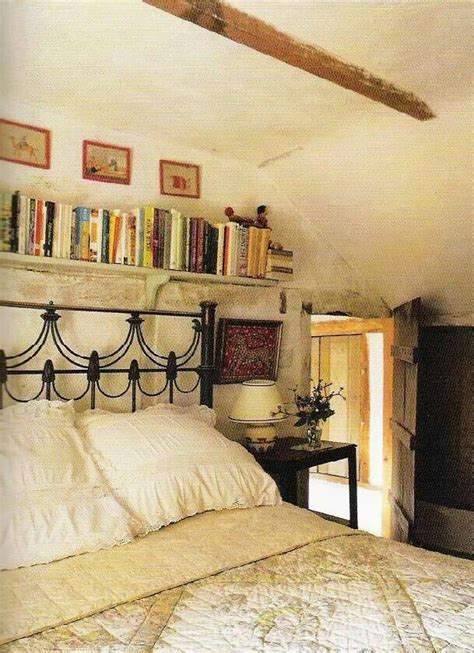 shelf above bed for the home