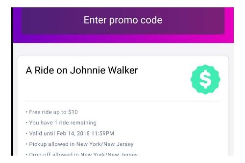 enter coupon code lyft