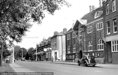 tattoo london road camberley photo of camberley london road c 1955 francis frith