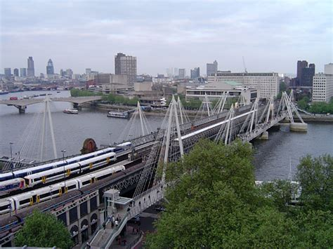 hungerford bridge eye of london random thoughts