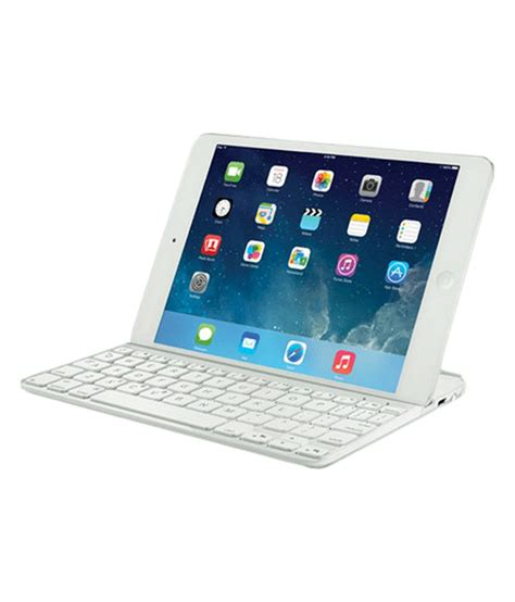 Logitech Ultrathin Keyboard Mini logitech ultrathin keyboard mini for apple mini white buy logitech ultrathin keyboard