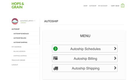 Wc Auto Ship For Woocommerce Wc Autoship For Woocommerce Woocommerce My Account Template