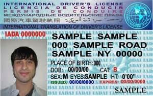 Car Rental Los Angeles International Drivers License International Driver License From Us Applicationsvegan