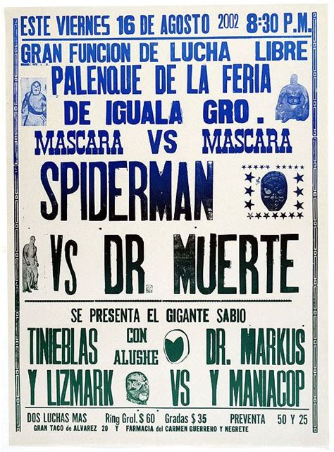 Best 25 Lucha Libre Ideas On Pinterest Lucha Libre Poster Template
