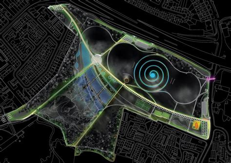 northala 03 lighting plan 171 landscape architecture works landezine