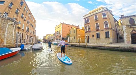 s day venice canal sup and a cup exploring venetian canals standup