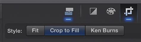 tutorial imovie nederlands how to crop a clip photo in imovie
