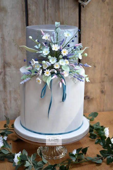 23 Unique and Elegant Marble Wedding Cake Ideas   Page 2