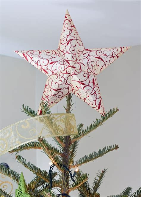 printable make your own tree topper tree topper and templates