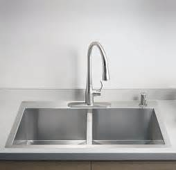 kohler kitchen sinks kitchen stainless steel kitchen