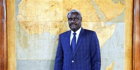 Moussa Faki Agapito Mba Mokuy by Commission De L Ua Moussa Faki Mahamat Succ 232 De 224