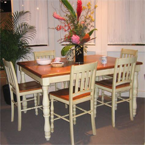 Modern Furniture: French Country / Provincial Dining Sets