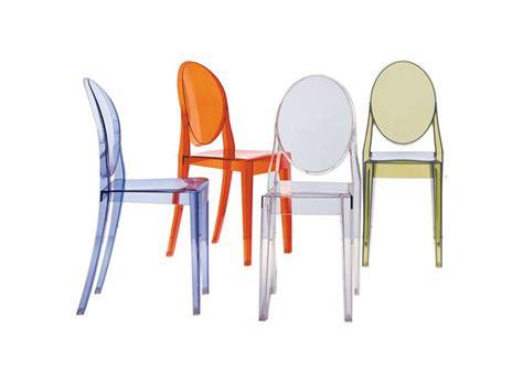 sedia kartell ghost prezzo sedia senza braccioli di kartell ghost da cucina