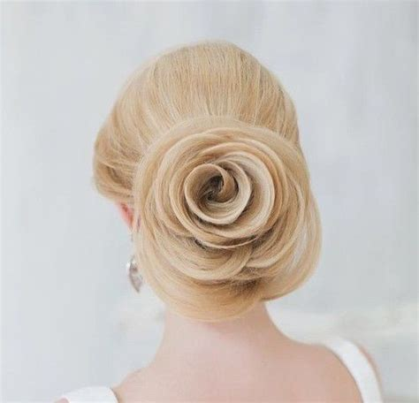 Wedding Hair Updo Then by 40 Chic Wedding Hair Updos For Brides