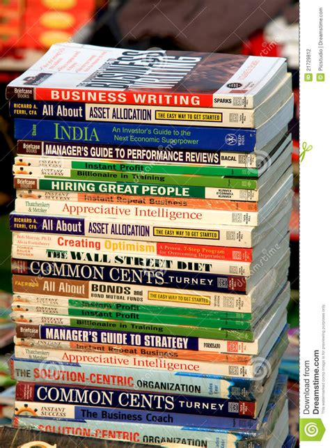 Investment Management Mba Books by Business Management Books Editorial Photography Image Of