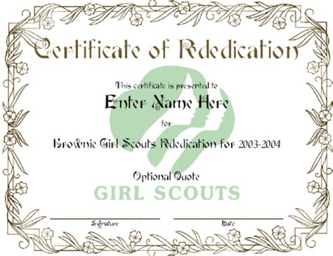 scout certificate templates pin scout certificate templates on