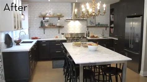 Bistro Kitchen by Before And After 15 Kitchen Makeover Projects